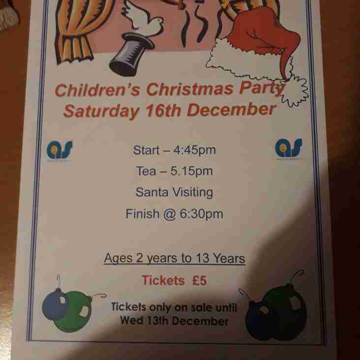 Children's Christmas Party 2017