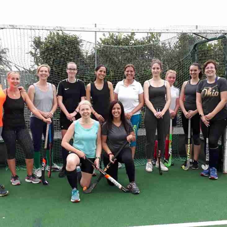 Last Back to Hockey session