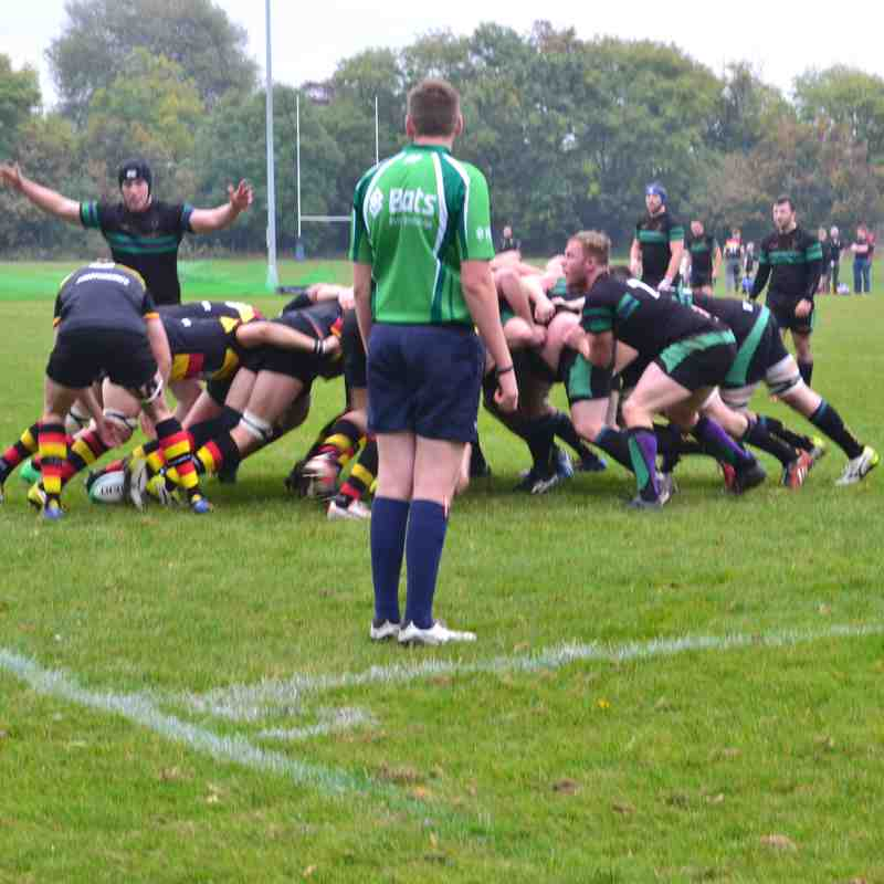 Vandals 1xv v Eastleigh - Nov 2016