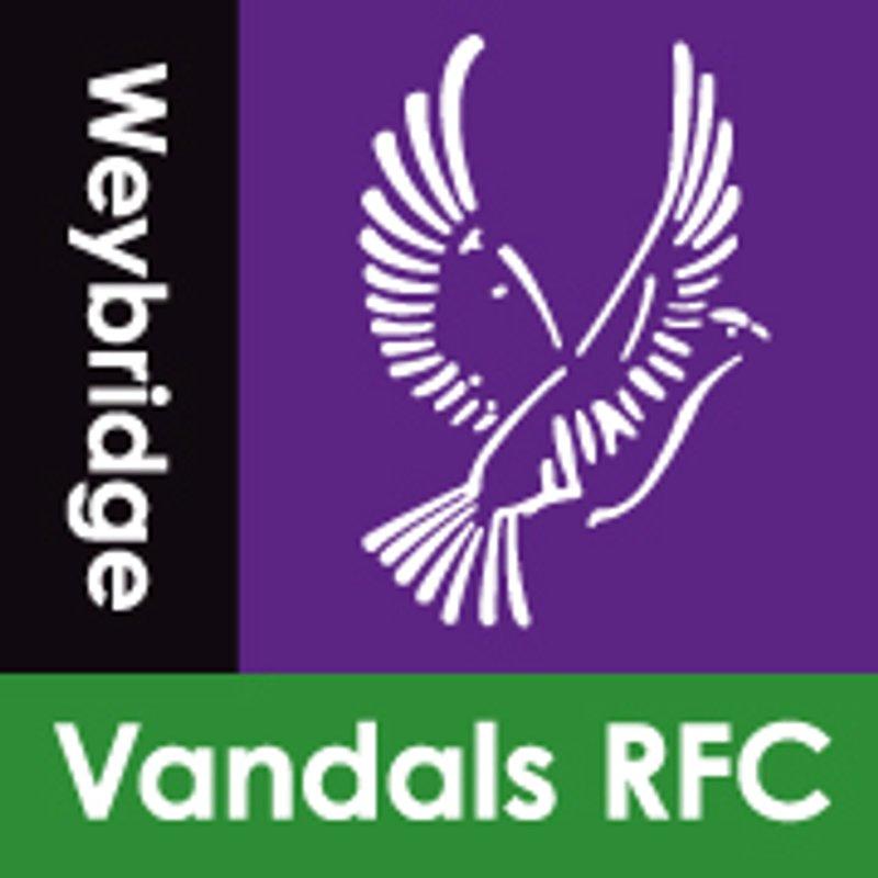 Weybridge Vandals RFC - AGM 2018