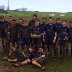 St Ives Under 16's 08-03-15