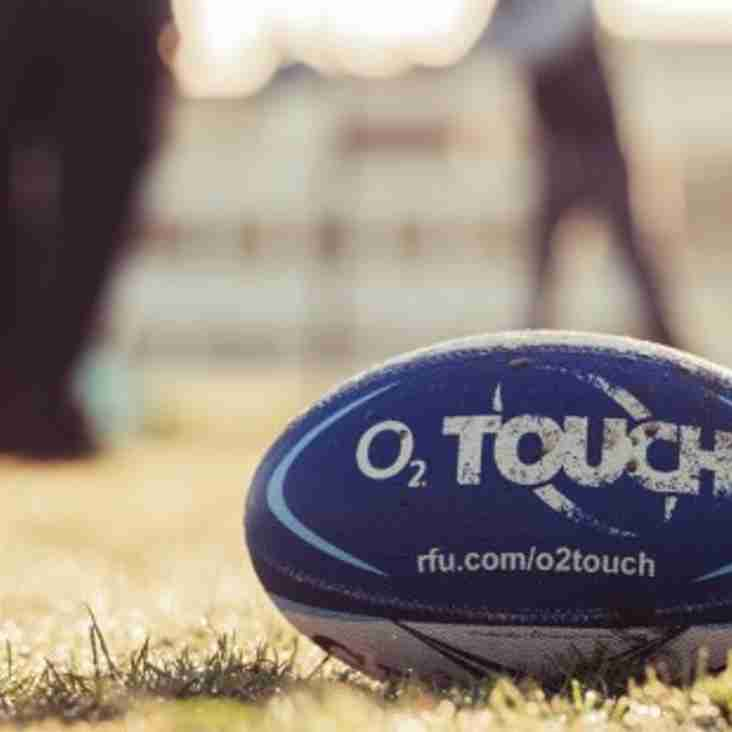 O2 Touch returns...