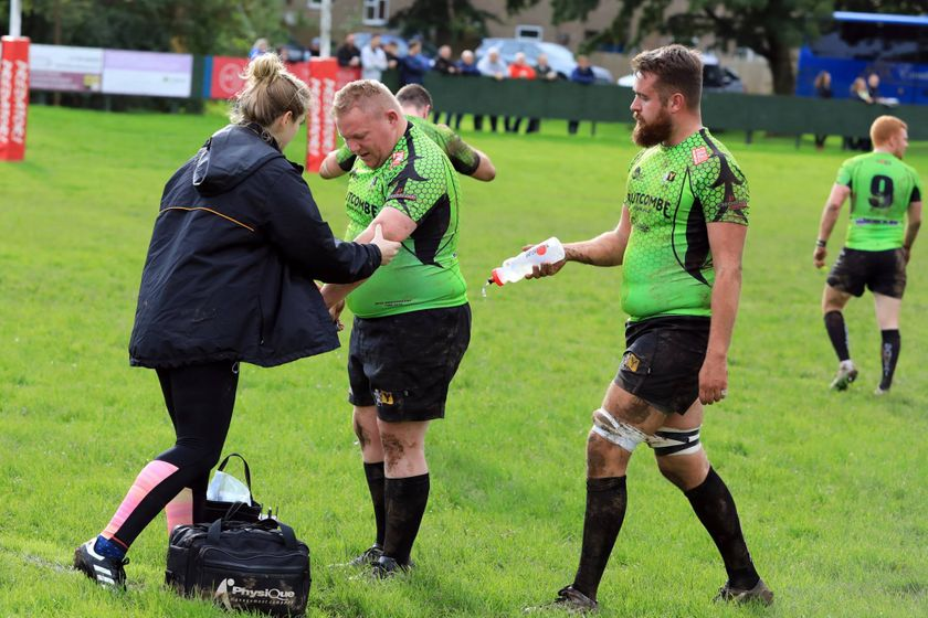 Yatton RFC Weekly Round Up - 8.10.17