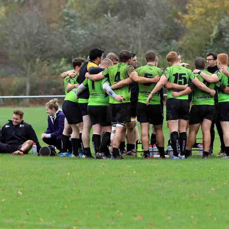 Yatton RFC Weekly Round Up - 29.10.17