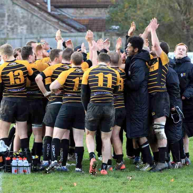 Yatton RFC Weekly Round Up - 26.11.17
