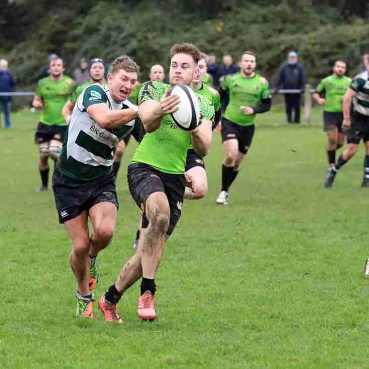 Yatton RFC Weekly Round Up - 03.12.17