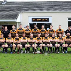 Yatton RFC Team Photo's