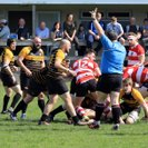 1XV wilt in heat of the 2nd Half confirming relegation