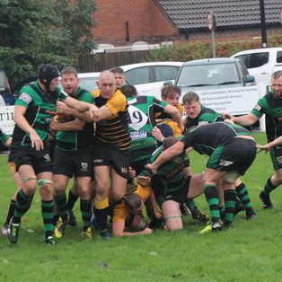 2XV slip to defeat in wet conditions