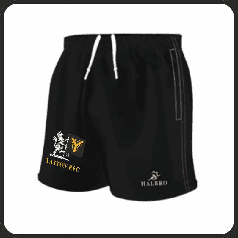 Yatton RFC Halbro Club Shorts