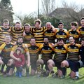 2nd XV lose to Weston-s-Mare III 61 - 24