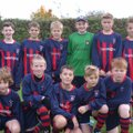 Under 12 Red lose to Borrowash Victoria Juniors Red 8 - 3