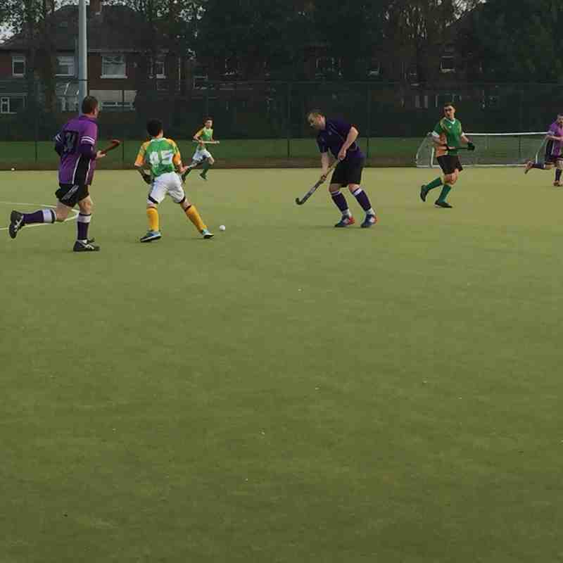 Morpeth 4s vs North Shields 3s