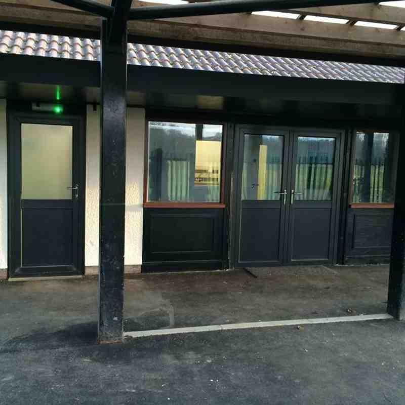 Chalvey Pavillion 2015 - New old home