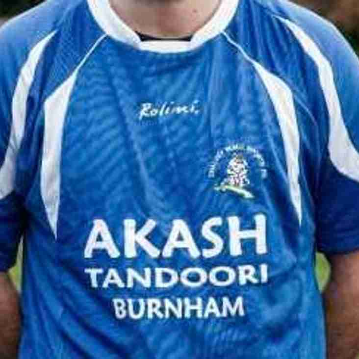 Akash Tandoori Renew Club Sponsorship