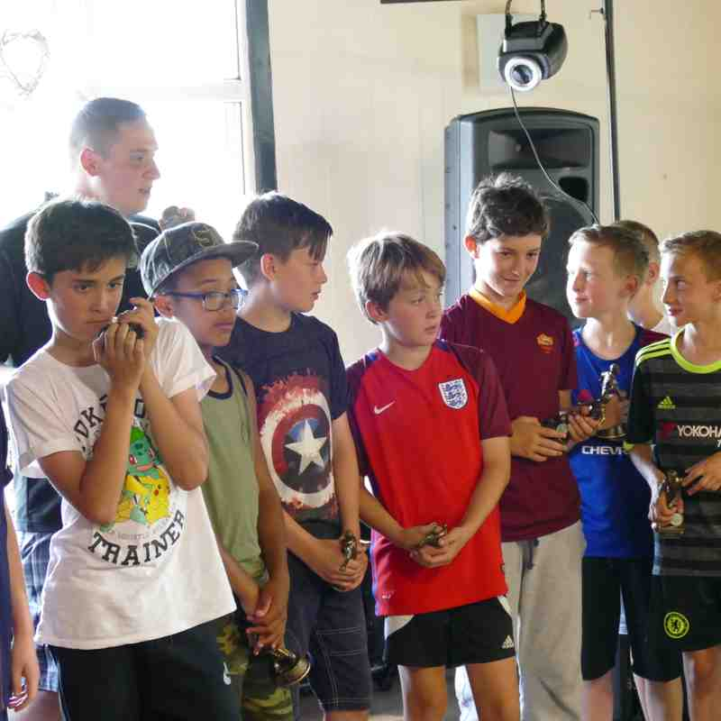 Under 11 Youth Presentation 2017
