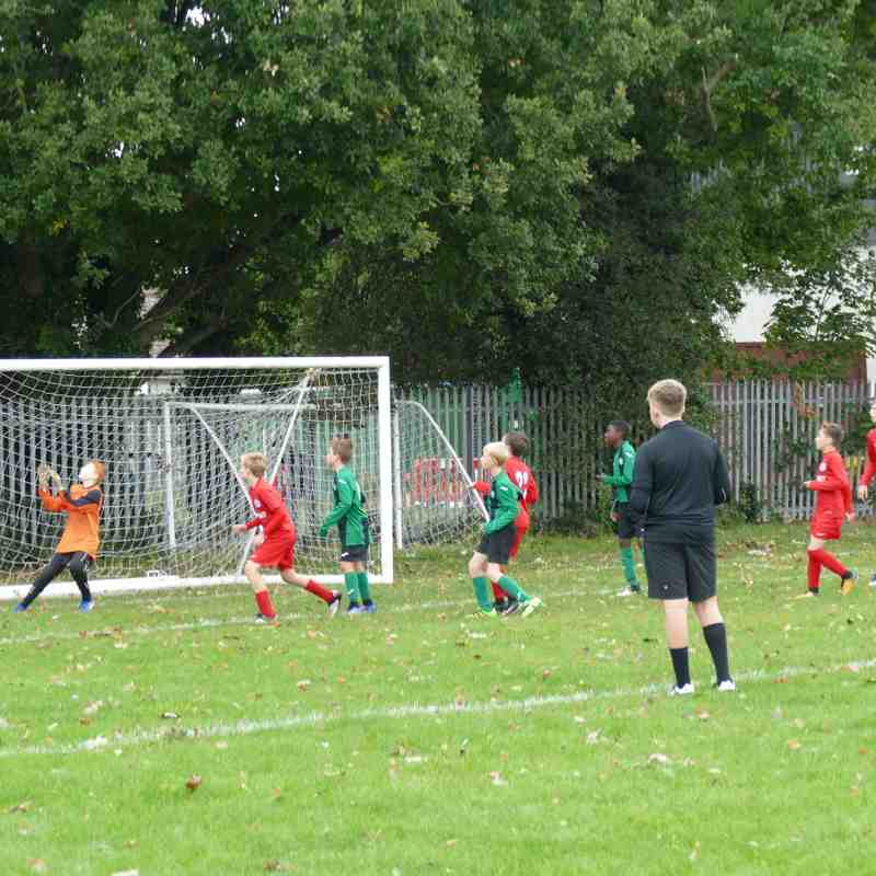 Under 12 Youth  17th September