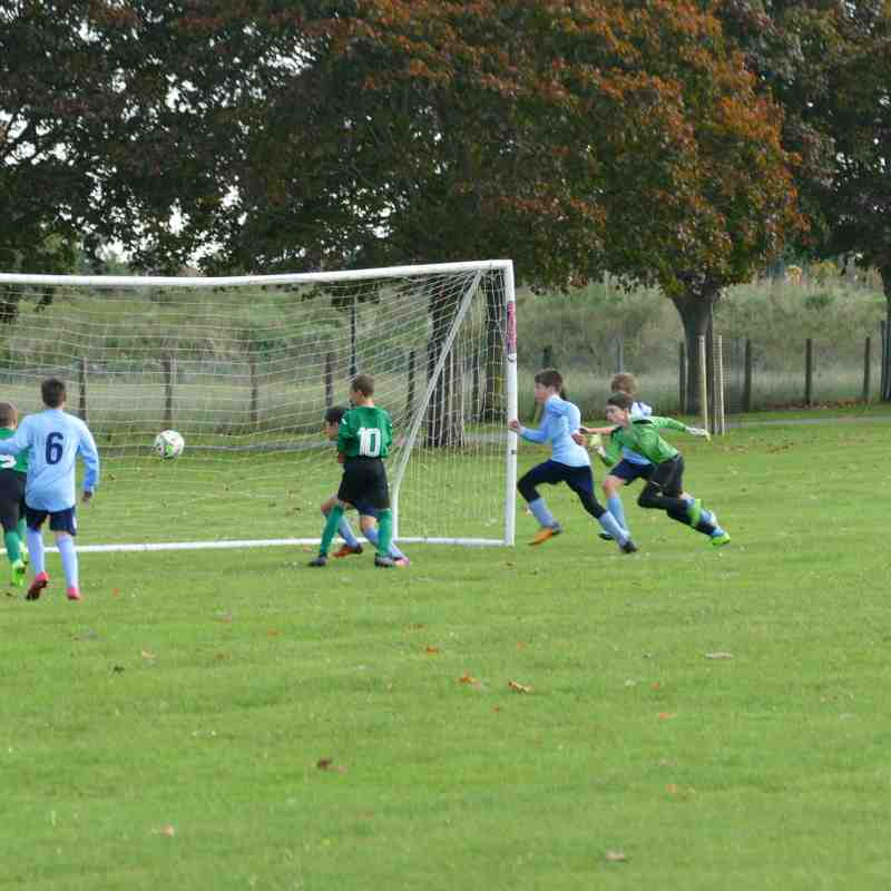 Under 12 Youth 8th October