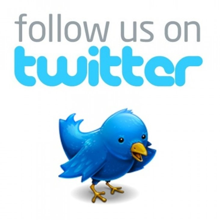 Follow The Rocks on Twitter!<