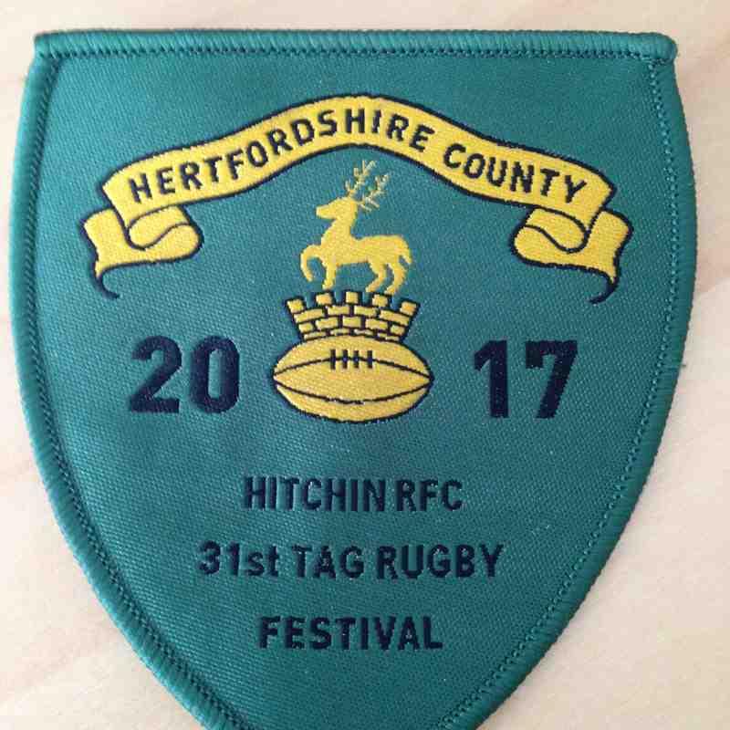 Herts County Tag - Hitchin RFC, 2017