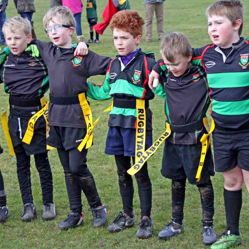U8's Newmarket vs. Bury st Edmunds 1st March