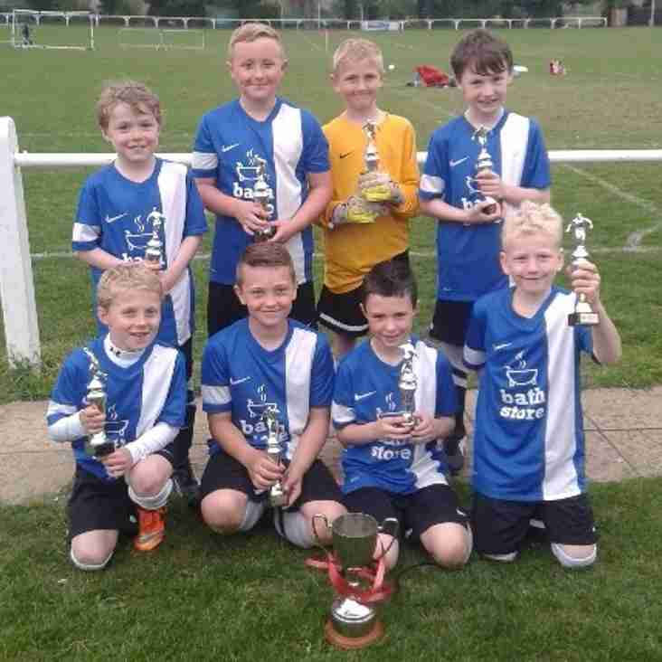 Highworth Town FC 27th Anniversary Summer Tournament 2019
