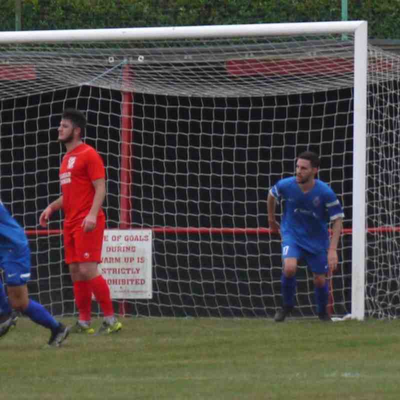First team v Flackwell Heath 27 August 2016