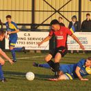 Royal Wootton Bassett Town 0-4 Highworth Town