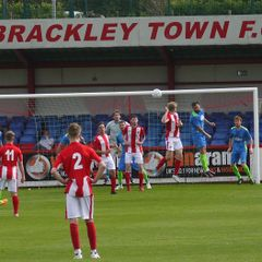 v Brackley Town Saints
