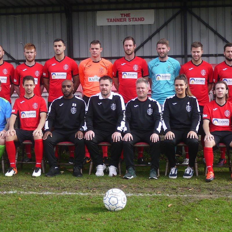 Highworth Town 1 - 1 Burnham