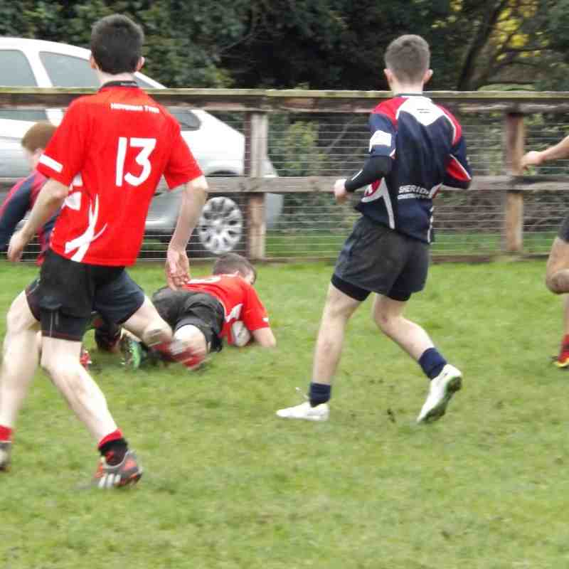 Cill Dara RFC V Coolmine RFC U-16's