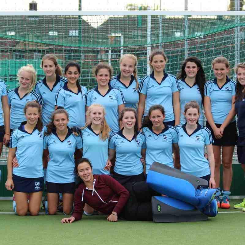 RHC Girls U16 Prem Team vs Oxford and Marlow