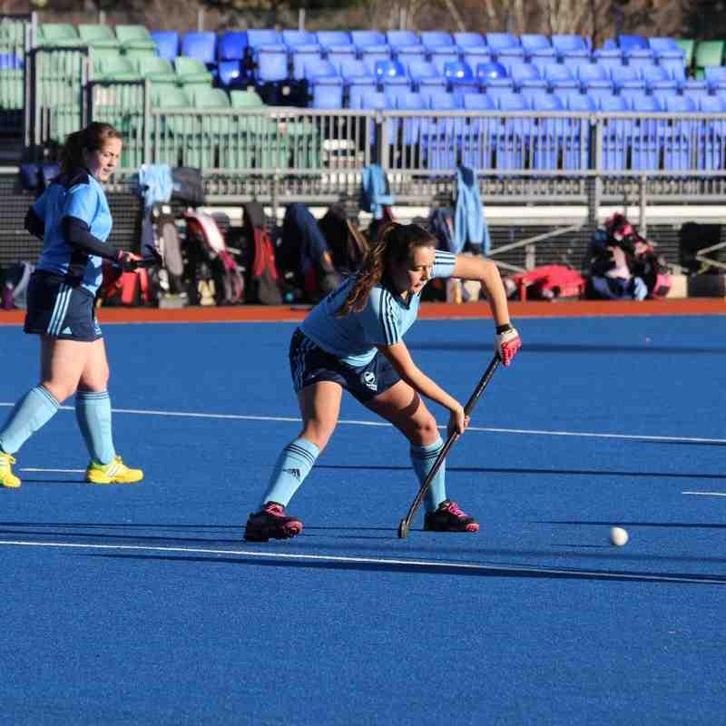 RHC Ladies 3's vs Abingdon 13 Dec 2014