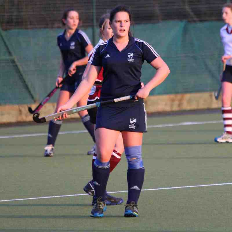 Girls U18 vs Guildford 1 Feb