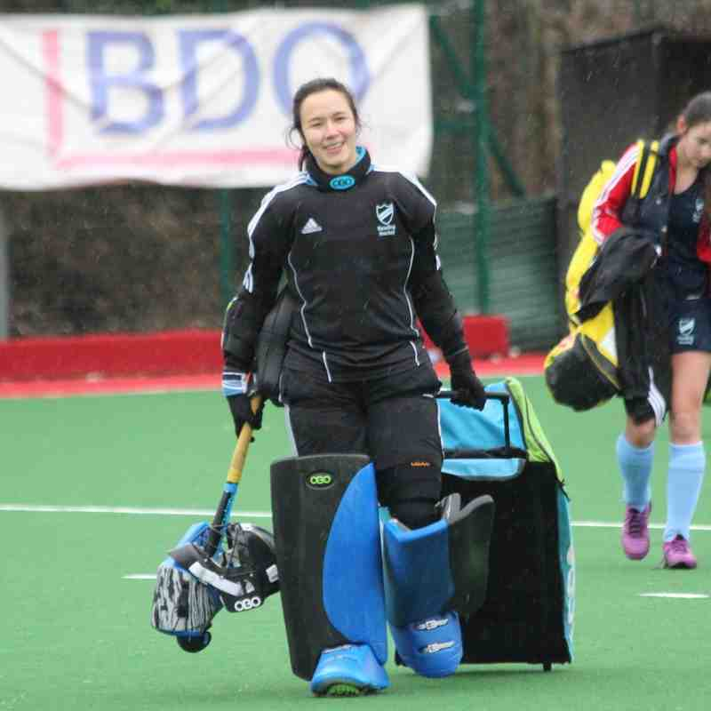 Girls U16 vs Surbiton 22 Feb 2015