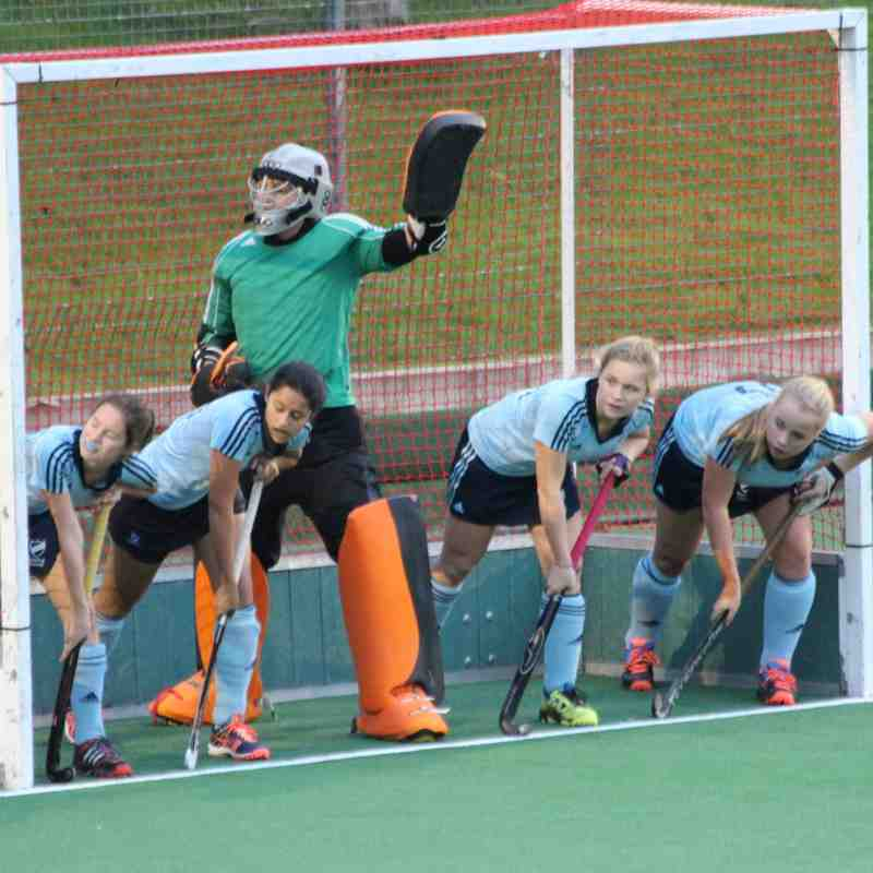 RHC Girls U18 Premier vs Southgate 15 Nov 2015, won 4-2