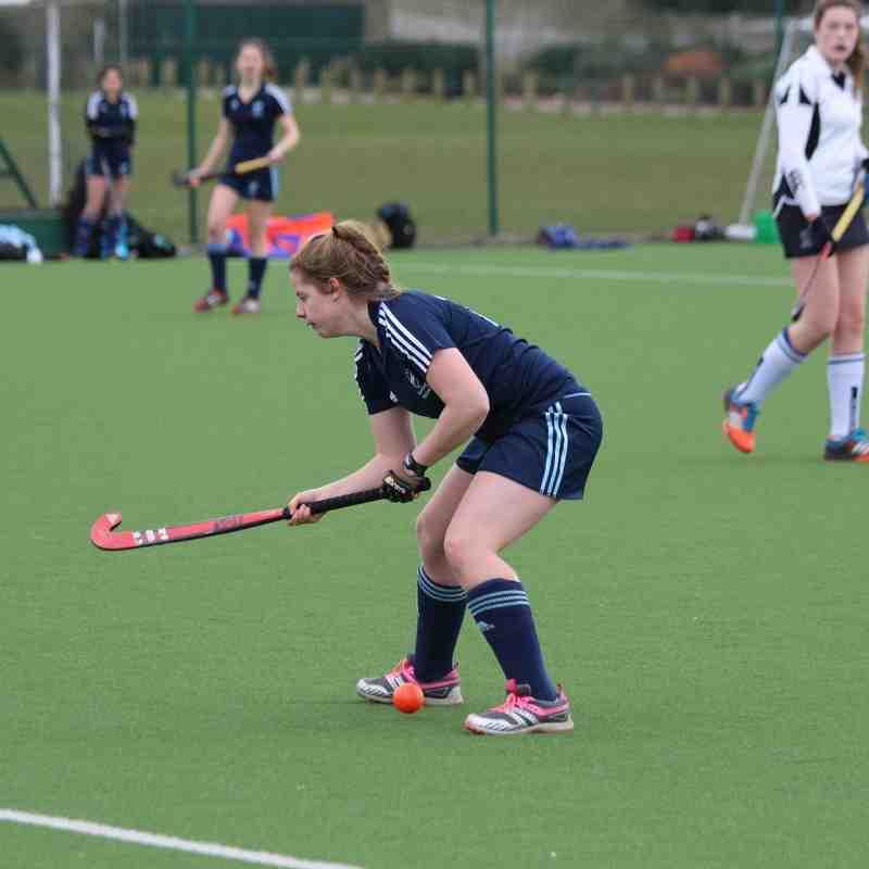 Girls U18 vs Maidenhead 28 Feb 2016 won 6-0