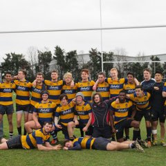 Imperial Medics 2nds 5-7 GHRFC 2nds