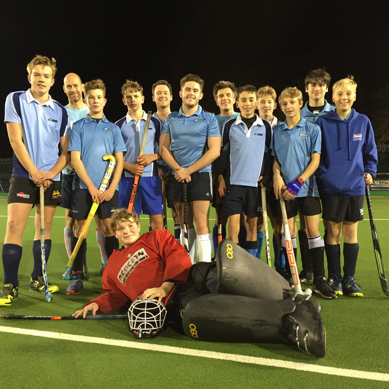 Petersfield III's remain unbeaten after heroic comeback