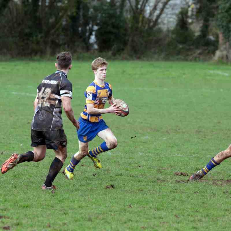 Clevedon U16s vs Winscombe