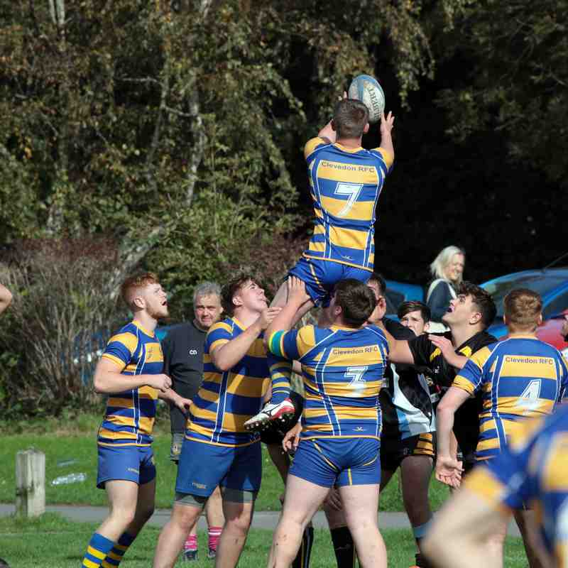 Clevedon Colts vs Nailsea & Backwell
