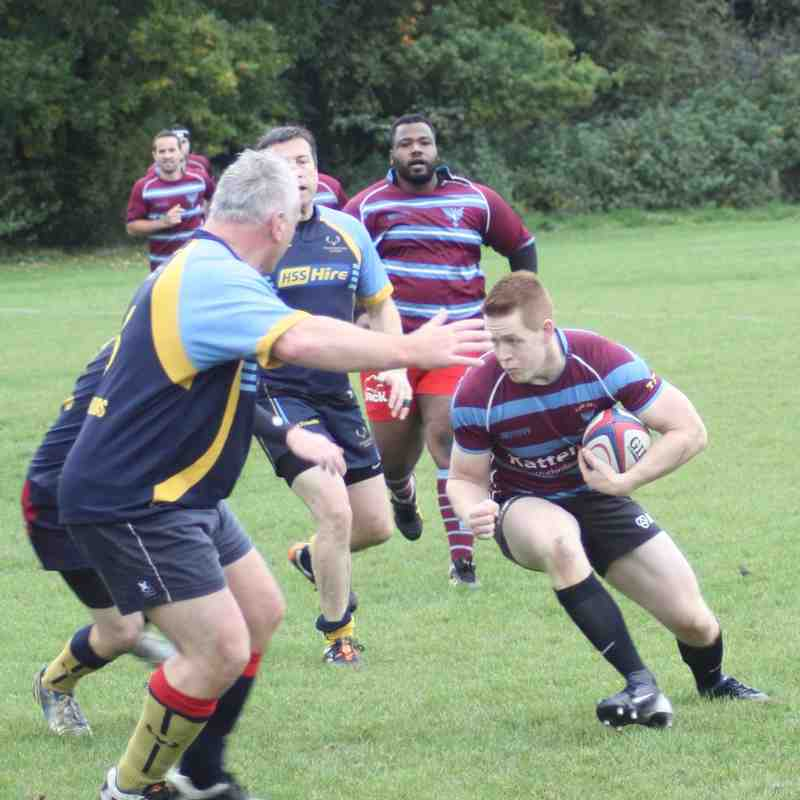 Strollers vs Teddington Antlers 24/10/15