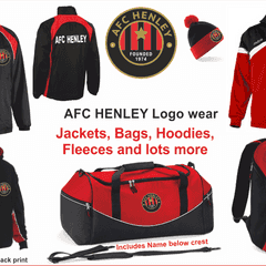 AFC Henley Shop is now Open!
