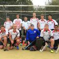 Mens 1 beat Croydon and Old Whitgiftian Men's 2s 5 - 1
