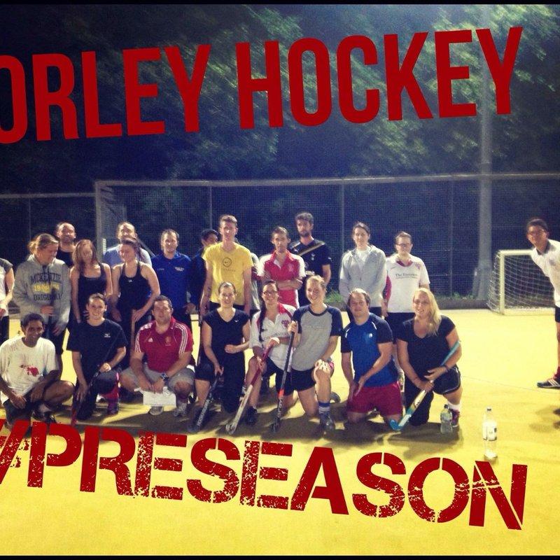 Training - Adult Hockey 2016/17