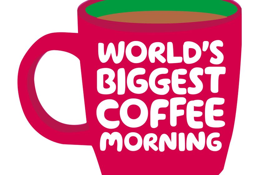 World's Biggest Coffee Morning - MacMillan Cancer Support