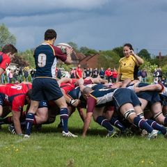 Oxfordshire vs Surrey May 2014