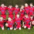 U10's beat Leyland Warriors 44 - 22