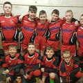 U11's lose to Salford City Roosters 16 - 26