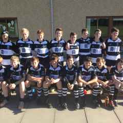 Perthshire S1/S2 Beaten by the Better Side